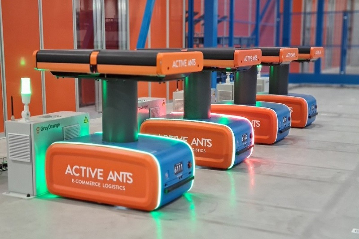 AMR Active Ants klein